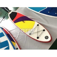 China 11'' Long Sea Inflatable Paddle Board Set For Fishing Yoga on sale
