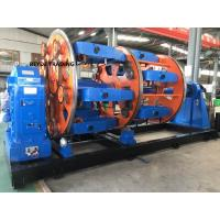 64 Spools Planetary Strander , Wire Drawing Equipment With Die Holder Manufactures