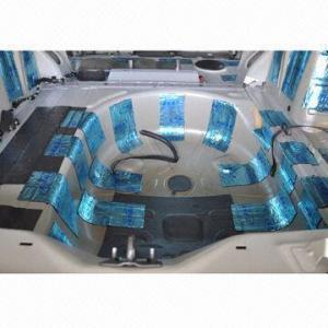 Car Sound Deadener, Nice Speaker Works, Blocks Heat from Getting into Car Manufactures