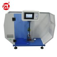 IS0 180 Electronic Charpy Impact Mechanical Testing Machine For Rubber Plastic Manufactures