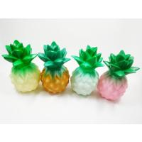 Plastic Pineapple Shaped LED Night Light Table Lamps toy gifts Manufactures