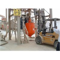 China Heavy Duty PVC Recycled Jumbo Bag For Storing Bentonite And Barite 500kg - 2500kg on sale