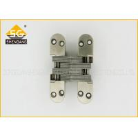 180 Degree Concealed Inside Door Hinges For Cabinets / Wardrobe / Cupboard Manufactures