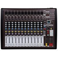 Professional Audio Mixer , 12 channel DJ music mixer with DSP I12 Manufactures