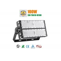 100 Watt Led Flood Lights Outdoor High Power DALI Dimming Project Lighting Manufactures