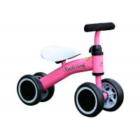 Colorful Baby Balance Bike , Toddlers  Balance Bicycle For Without Pedal Yo Car Toy Manufactures