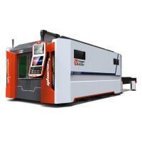 CNC Fiber Sheet Metal Laser Cutting Machine 4000w 6000w 8000w Manufactures