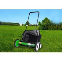20 Inch Manual Garden Lawn Mower  With 4 Wheels Cutting Height 34-64mm Manufactures