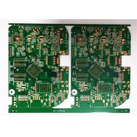 HDI FR4 Rigid Flex Circuit Board Green Soldermask 2OZ Copper With Immersion Gold Manufactures