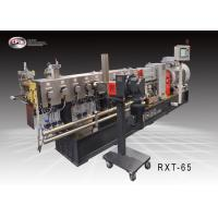 High Load Plastic Film Extrusion Machine / Twin Extruder Machine VOC Technology Manufactures