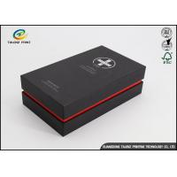 Luxury Rigid Paper Packaging Cardboard Gift Boxes CMYK Full Color Offset Printing Manufactures