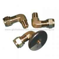Customized brass air hose fittings,ydraulic hose fitting,vapor pig tail,liquid pig tail,compressing fitting Manufactures