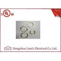 3.5mm-6mm Female Thread Stainless Steel Lock Nuts For CNC Machine Processing Manufactures
