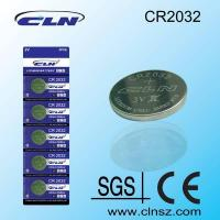 China 3v CR2032 battery button batteries on sale