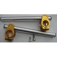 Quality Motorcycle Universal CNC Fork CNC Clip On Handlebars for sale