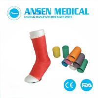 China 2in Orthopedic Cast Disposable Fiberglass Casting Tape Bandage for Bone Fracture on sale