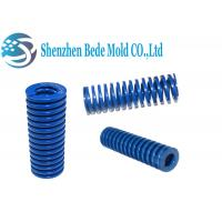 Die Compression Springs , Rectangle Mold Coil Spring Good Pressure Resistance Manufactures