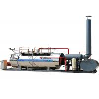 2 Ton 150hp Automatic Gas Steam Boiler Heavy Oil Gas LPG Fired Industrial Steam Boiler Manufactures