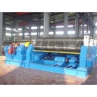 25 - 30 mm Thickness Plate Rolling Machine 3 Roll Mechanical Plate Bending Machine Manufactures