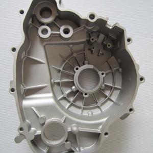 Powder treatment cylinder cap grave aluminum die casting parts Manufactures