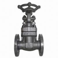 Gate Valve, Forged Steel, Integral Flanged Manufactures