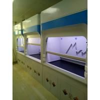 Hospital Benchtop / Chemical FRP Fume Hood Exhaust System With Moisture Proof Table Manufactures
