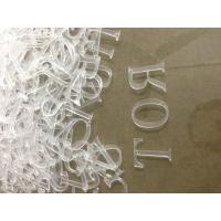 China Laser Cut Acrylic Alphabet Transparent Small Acrylic Letters on sale