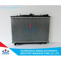 Auto Parts Nissan Maxima Radiator 89-94 J30 MT Performance Aluminum Radiator Manufactures