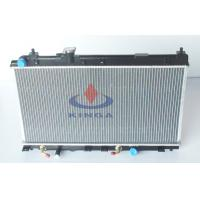 Small Honda Aluminum 2003 GD6 FIT / CITY Radiator plastic tank , Oil Cooler 19010-REJ-W51 Manufactures