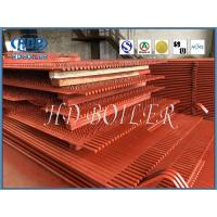 China High Efficient ASME Standard Boiler Water Wall Panels , Water Wall Tubes In Boiler on sale