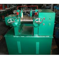 Controllable Temperature Rubber Mixing Machine For Plastic Industry 22KW Manufactures