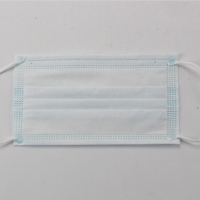 CE FDA Disposable Antidust 3 Ply Earloop Mask Manufactures