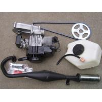 Motorcycle  Engine  Parts Bicycle Gasoline Engine 1E40FA Manufactures