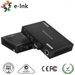 1- Ch HDMI Video + 1- Ch 10/100M Ethernet Over Fiber Extender , Hdmi Optical Extender Manufactures