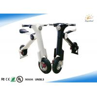 IPX5 Waterproof LCD Screen E-Bike Folding Electric Scooter Manufactures