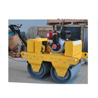 Buy cheap FYL-S600 two drum vibratory small construction road roller from wholesalers
