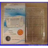 Wii U Crystal Case WiiU game accessory Manufactures