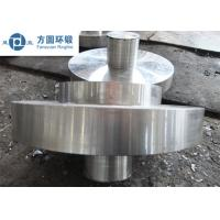 C45 Carbon Steel Hot Rolled  / Hot Forged Ring Normalizing for Gears
