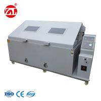 Programmable Type Salt Spray Test Machine , Test The Corrosive Resistance Of Products Manufactures