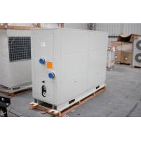 76KW / 113KW Water Cooled Scroll Chiller With Fully Hermetic Volute Manufactures