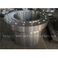 Pressure Vessel Stainless Steel Flange PED Certificates F304 F304L ASTM / ASME-B16.5 Manufactures
