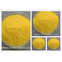 China Inorganic Polymer Coagulant Poly Aluminium Chloride / PAC Purification Of Water on sale