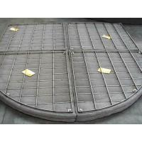 China Demister Pad Stainless Steel Wire Mesh Panels Oil Filter Mesh Pad Mist Eliminator For Filter on sale