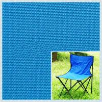 600D polyester oxford fabric for beach chair Manufactures