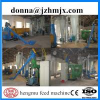 Wood pellet production line/flat die pellet mill with higher advanced technology Manufactures