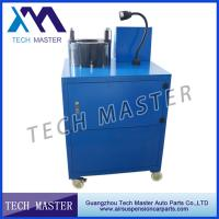 Electric Rubber Air Suspension Hydraulic Hose Crimp Machine For Air Shock Manufactures