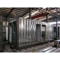 China Modified 40 Feet Light Steel Prefab House For Mining Industry 30 Years Life Span on sale