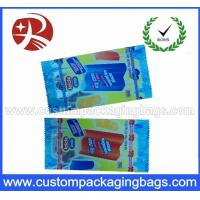 Transparent Colorfull Printing Plastic Food Packaging Bags For Popsicle Packaging