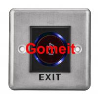 Infrared Stainless Steel Door Access Push Button Manufactures