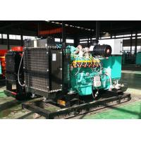 3 Phase Natural Gas Fired Generator 20kw To 500kw With Water Cooled Gas Engine Manufactures